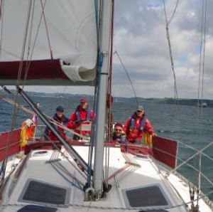RYA Yachtmaster Training and Prep