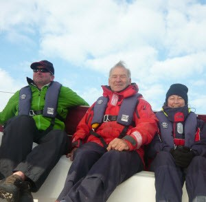 RYA Sail Competent Crew Training , Salcombe Devon