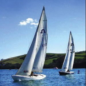 Island Cruising Club Solings, Salcombe Devon