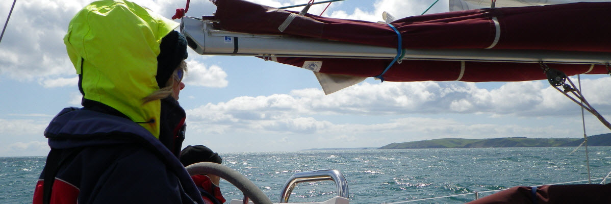 Island Cruising Club, RYA Sailing School, Salcombe, Devon