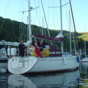 Sailing Club and School, Salcombe