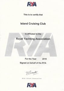 RYA TRaining in Salcombe